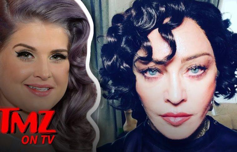 Kelly Osbourne Defends Madonna's New Look | TMZ TV 1