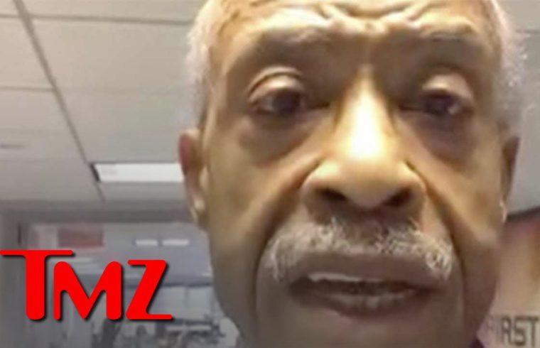 Al Sharpton Says Trump Must Denounce Jussie Smollett's MAGA Attackers   TMZ 1