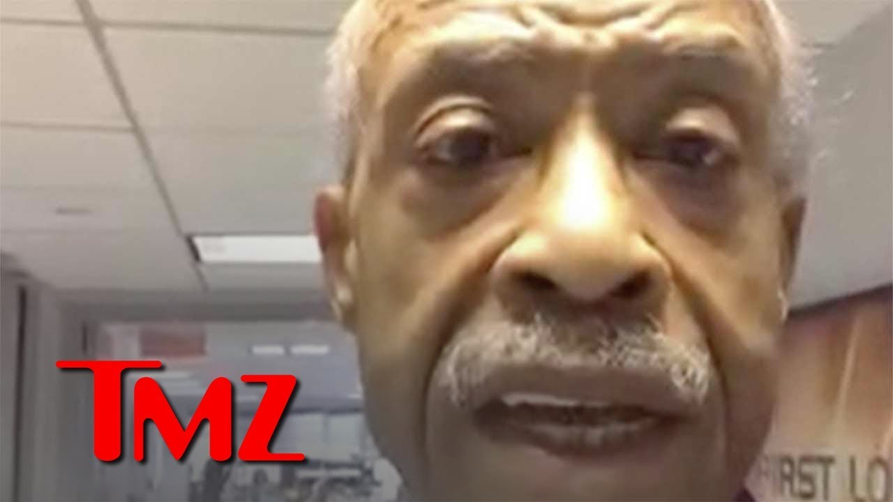 Al Sharpton Says Trump Must Denounce Jussie Smollett's MAGA Attackers | TMZ 5