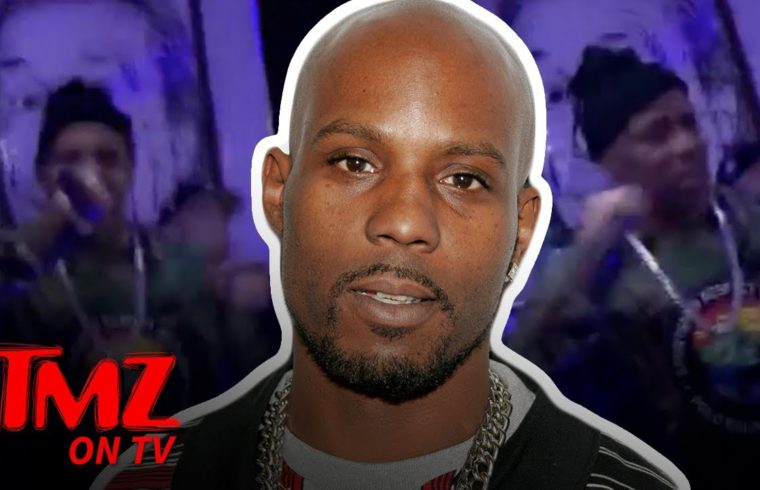 DMX Performs For First Time Since Being Freed From Jail | TMZ TV 1