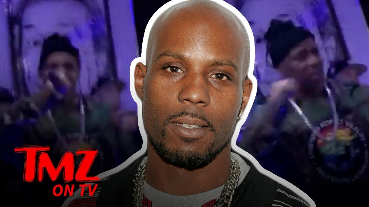DMX Performs For First Time Since Being Freed From Jail | TMZ TV 4