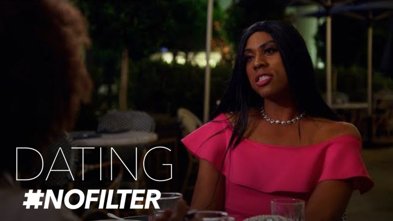 Brionce Crashes Brian & Tyrone's Date Night | Dating #NoFilter | E! 4