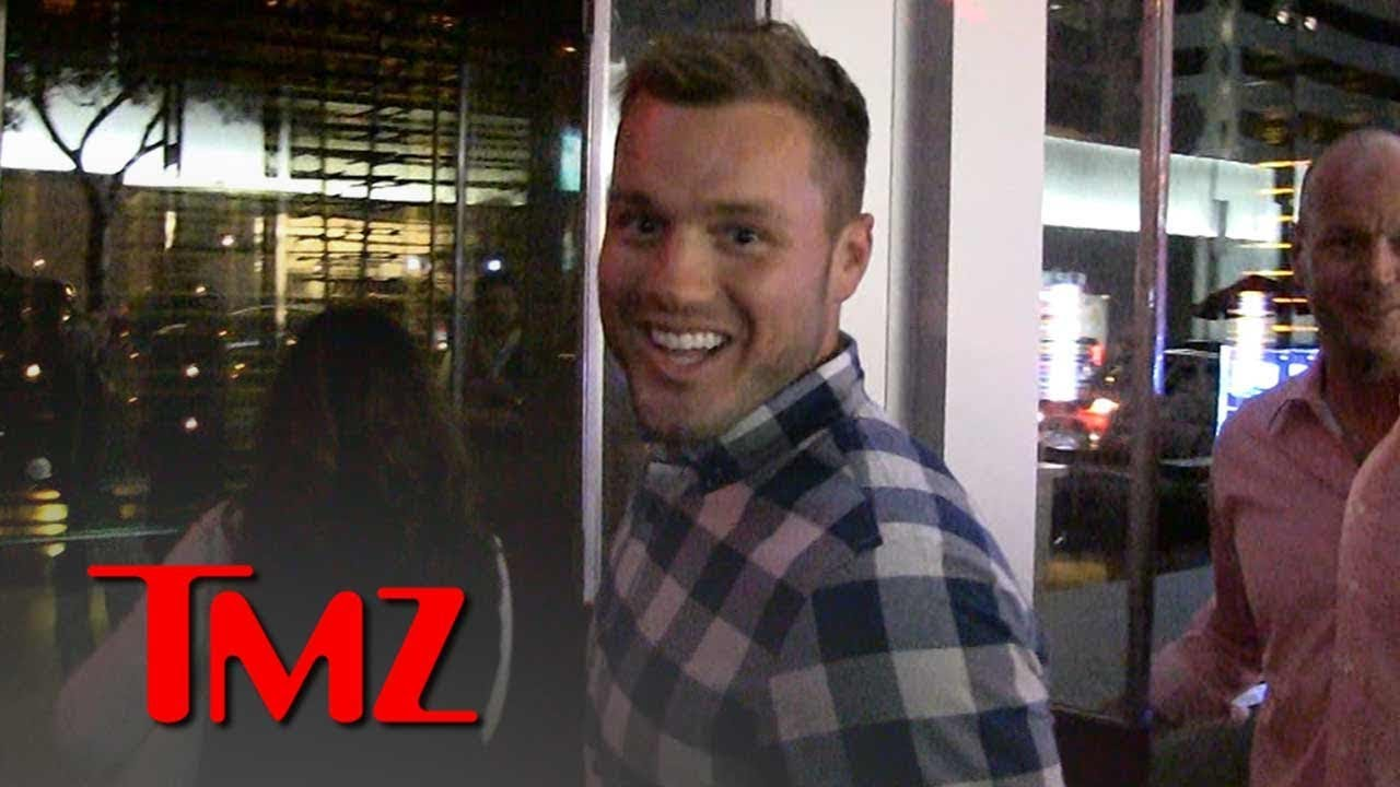 'Bachelor' Colton Underwood Says Contestant's Fake Australian Accident Was Awesome | TMZ 3