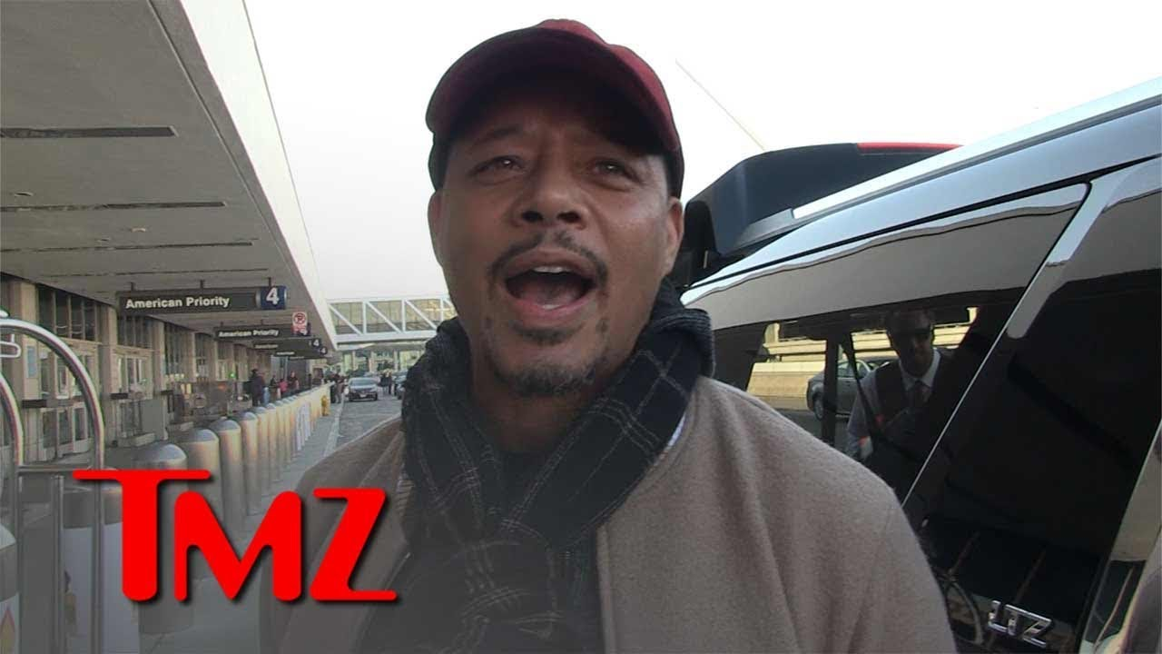 Terrance Howard Says Kevin Hart's Homophobic Jokes Are All Part of Comedy | TMZ 3