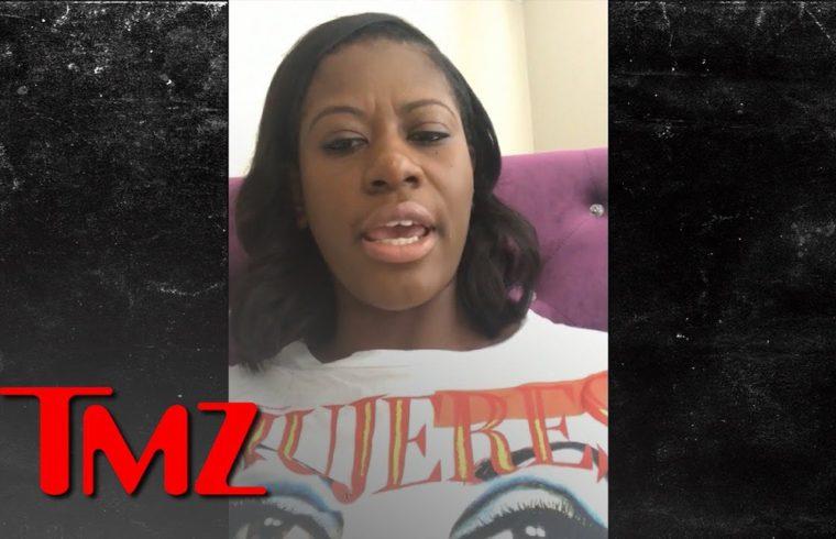 R. Kelly's Ex-Alleged Sex Slave Challenges Him to Live Lie Detector Test   TMZ 1