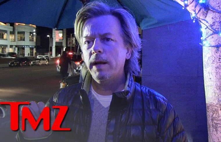 David Spade Compares Tiffany Haddish's Stand-Up Set to Louis C.K.'s | TMZ 1