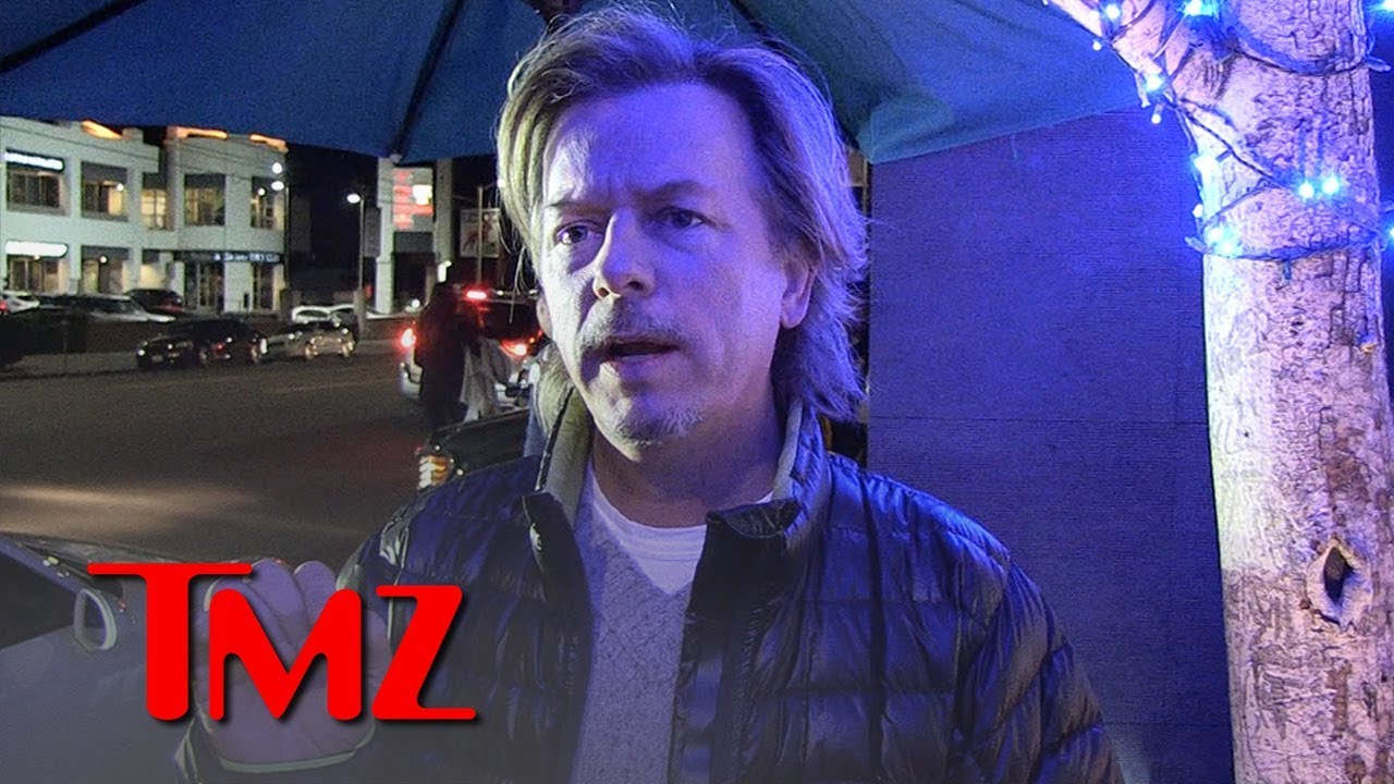 David Spade Compares Tiffany Haddish's Stand-Up Set to Louis C.K.'s | TMZ 3