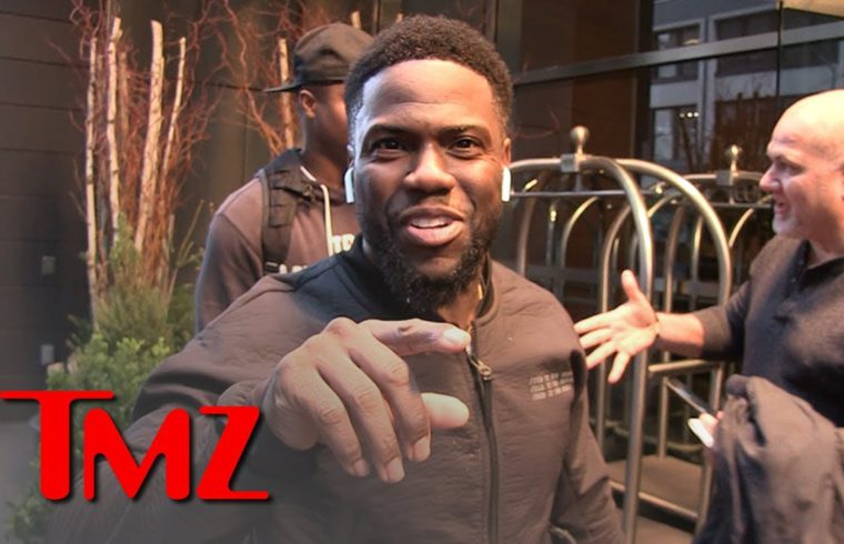 Kevin Hart Says Chances Are 'Slim' He'll Go Back to Oscars Hosting Gig 1