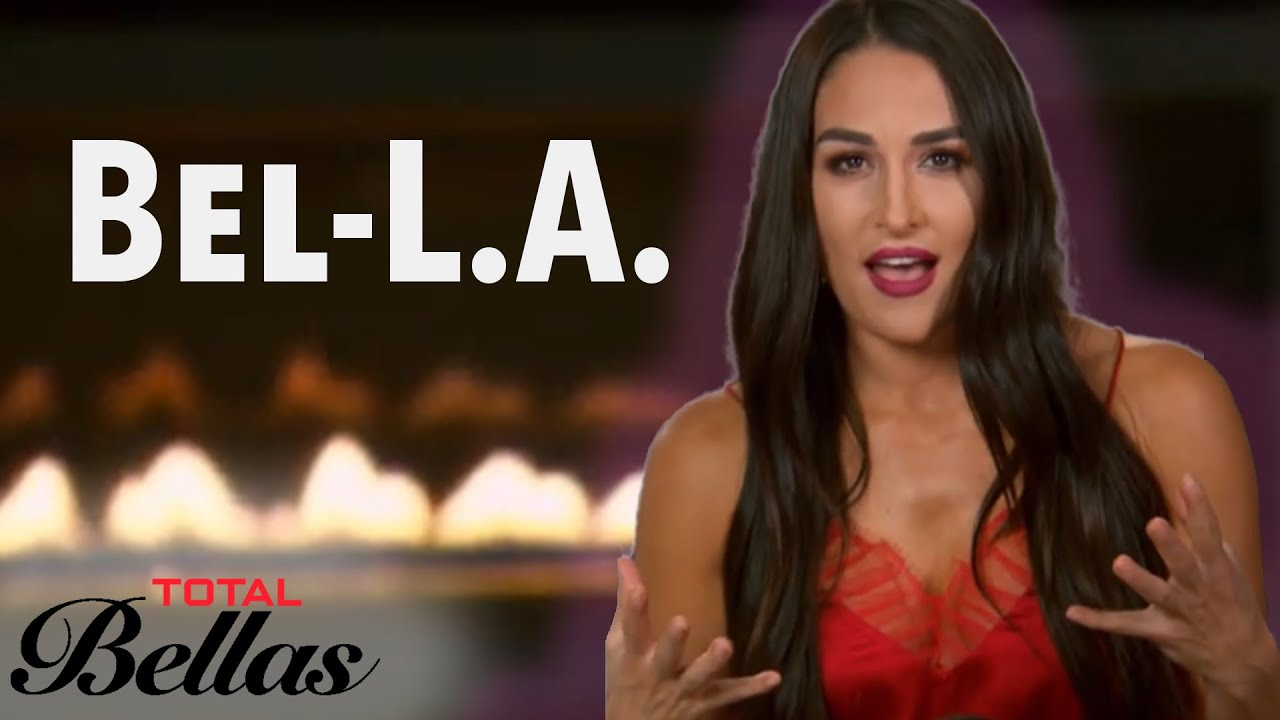 Nikki Tells Brie Bella She Wants to Move to L.A. | Total Bellas | E! 4