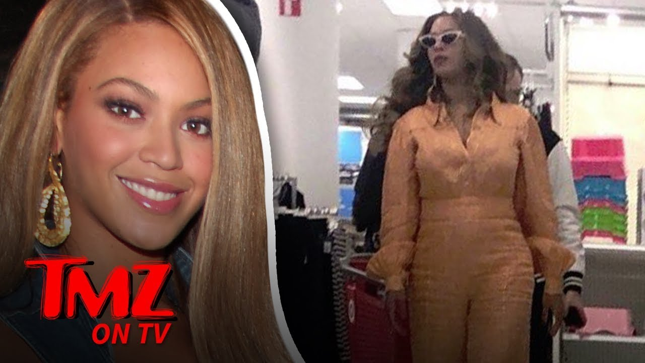 Beyonce Is A Mortal | TMZ TV 5