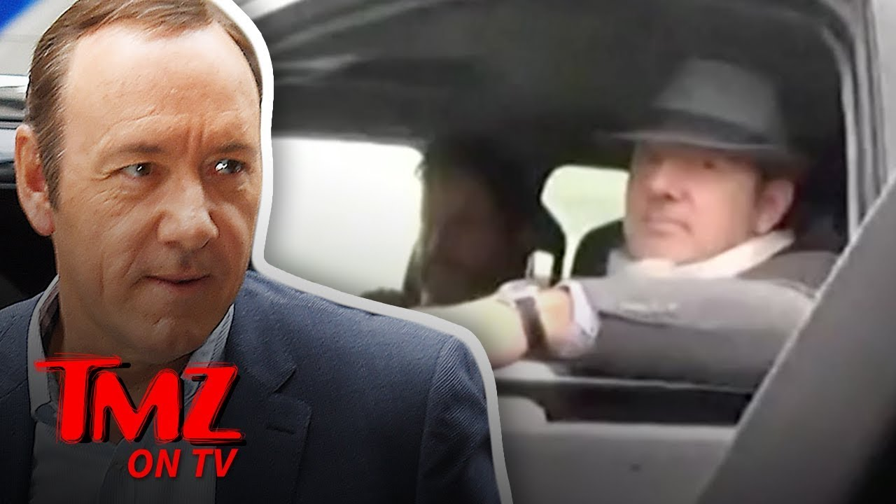 Kevin Spacey's Court Appearance Day Gets Even Worse | TMZ TV 3
