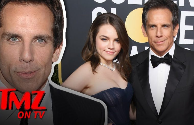 Ben Stiller Thinks His Daughter Is A Great Actress   TMZ TV 1
