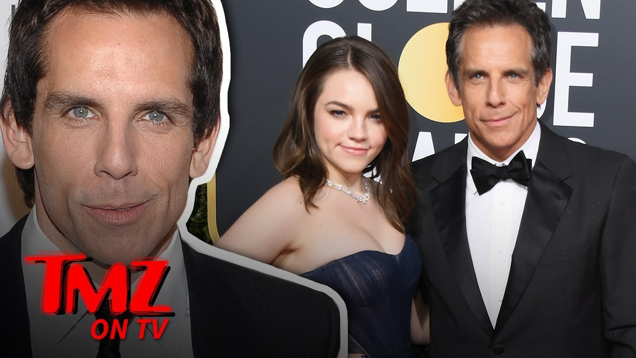Ben Stiller Thinks His Daughter Is A Great Actress | TMZ TV 5
