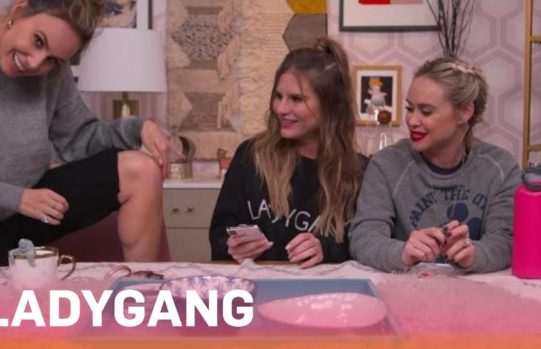 """LadyGang"" Stars Read More Mean Tweets From the Trolls 