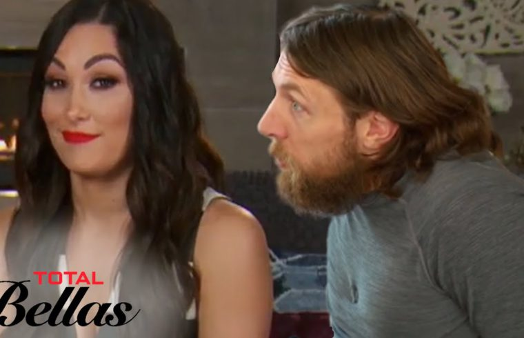 Brie Breaks the News to Bryan About Nikki Bella   Total Bellas   E! 1