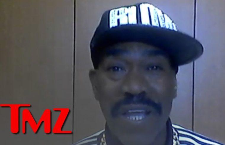 Kurtis Blow Ridicules VA AG Mark Herring for Blackface 'Honoring' Him   TMZ 1