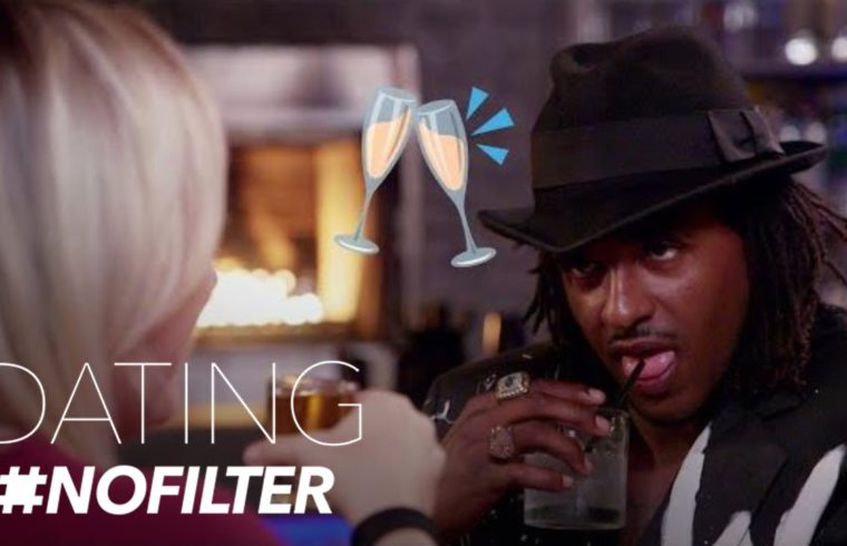 Jessie & Bijan Cheers to Quite a Lot | Dating #NoFilter | E! 1