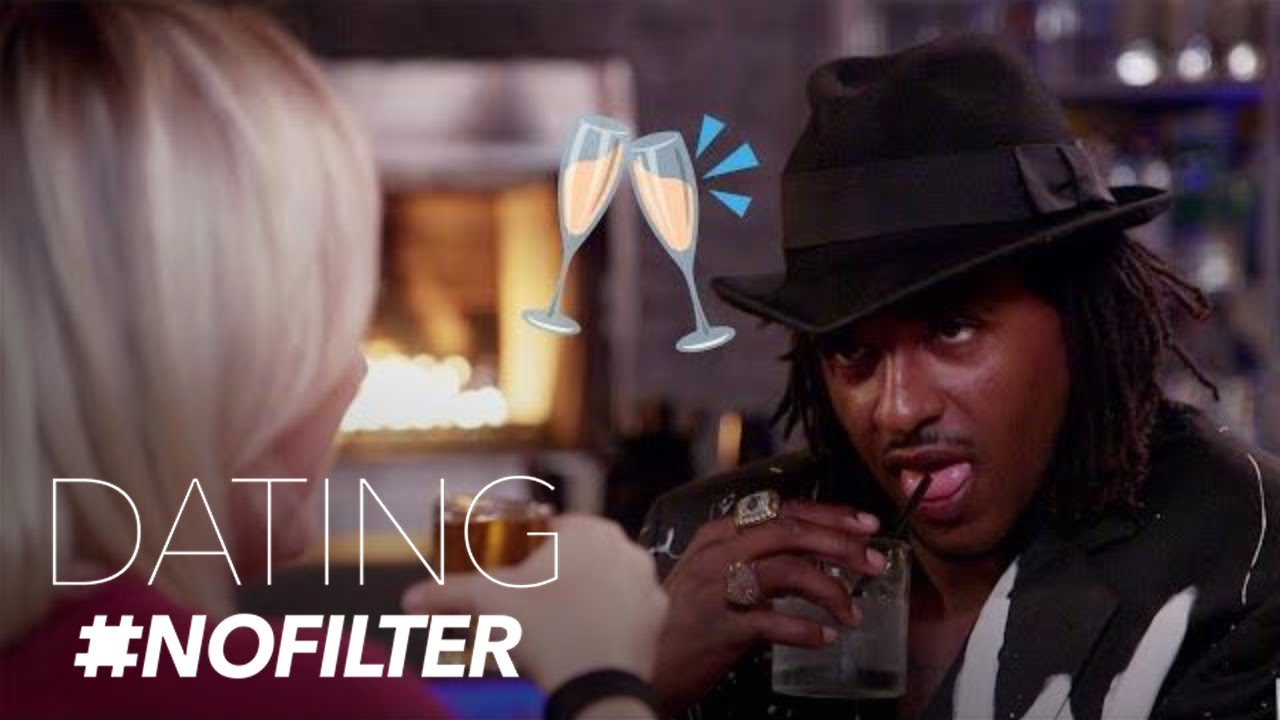 Jessie & Bijan Cheers to Quite a Lot | Dating #NoFilter | E! 5