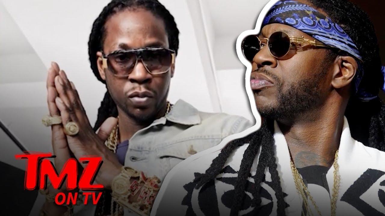 2 Chainz Calls Out The NBA For Snubbing Him | TMZ TV 5