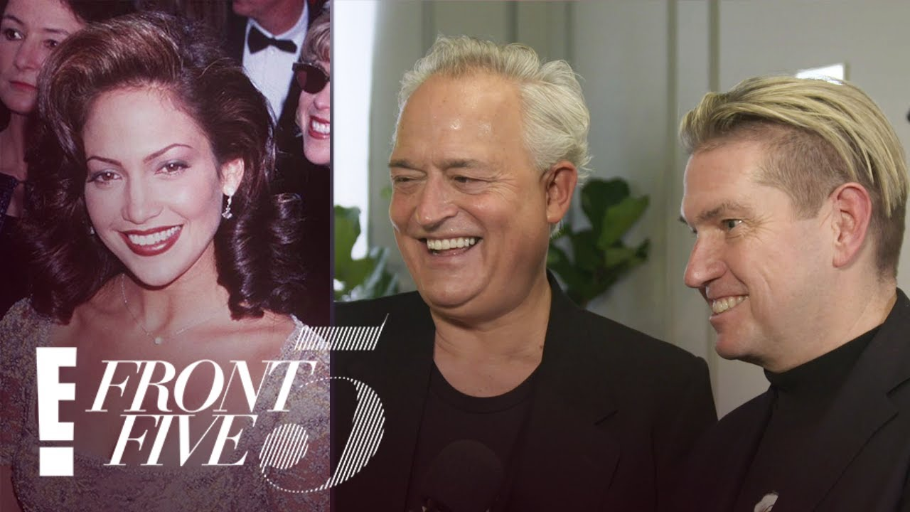Badgley Mischka Talks Dressing J.Lo & More Celebs at 2019 NYFW | E!'s NYFW Front Five | E! 4