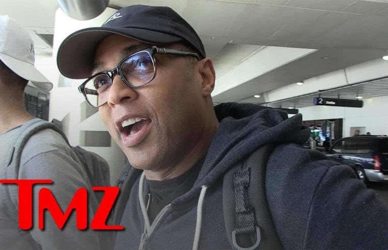 Don Lemon Asked What to Do if 2020 Dem Nominee Wore Blackface in the Past | TMZ 1