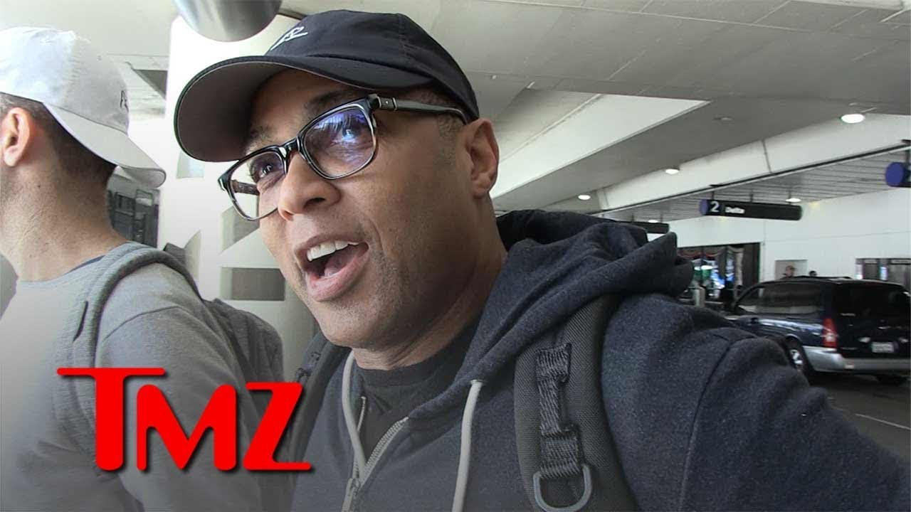 Don Lemon Asked What to Do if 2020 Dem Nominee Wore Blackface in the Past | TMZ 5