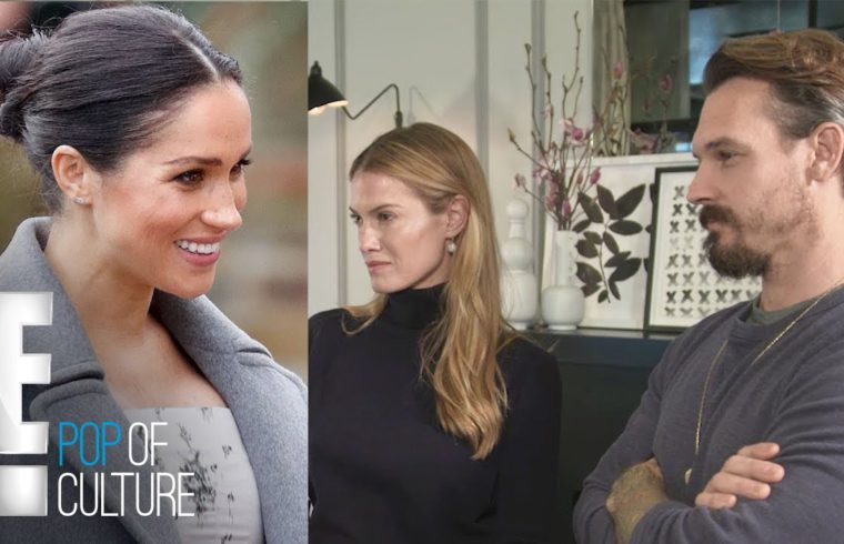 Brock Collection Designers Describe Dressing Meghan Markle & More  | First Fit | E! 1