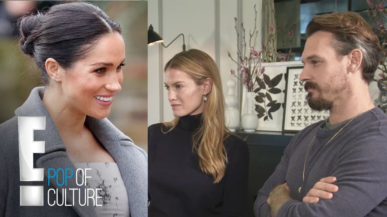 Brock Collection Designers Describe Dressing Meghan Markle & More  | First Fit | E! 5