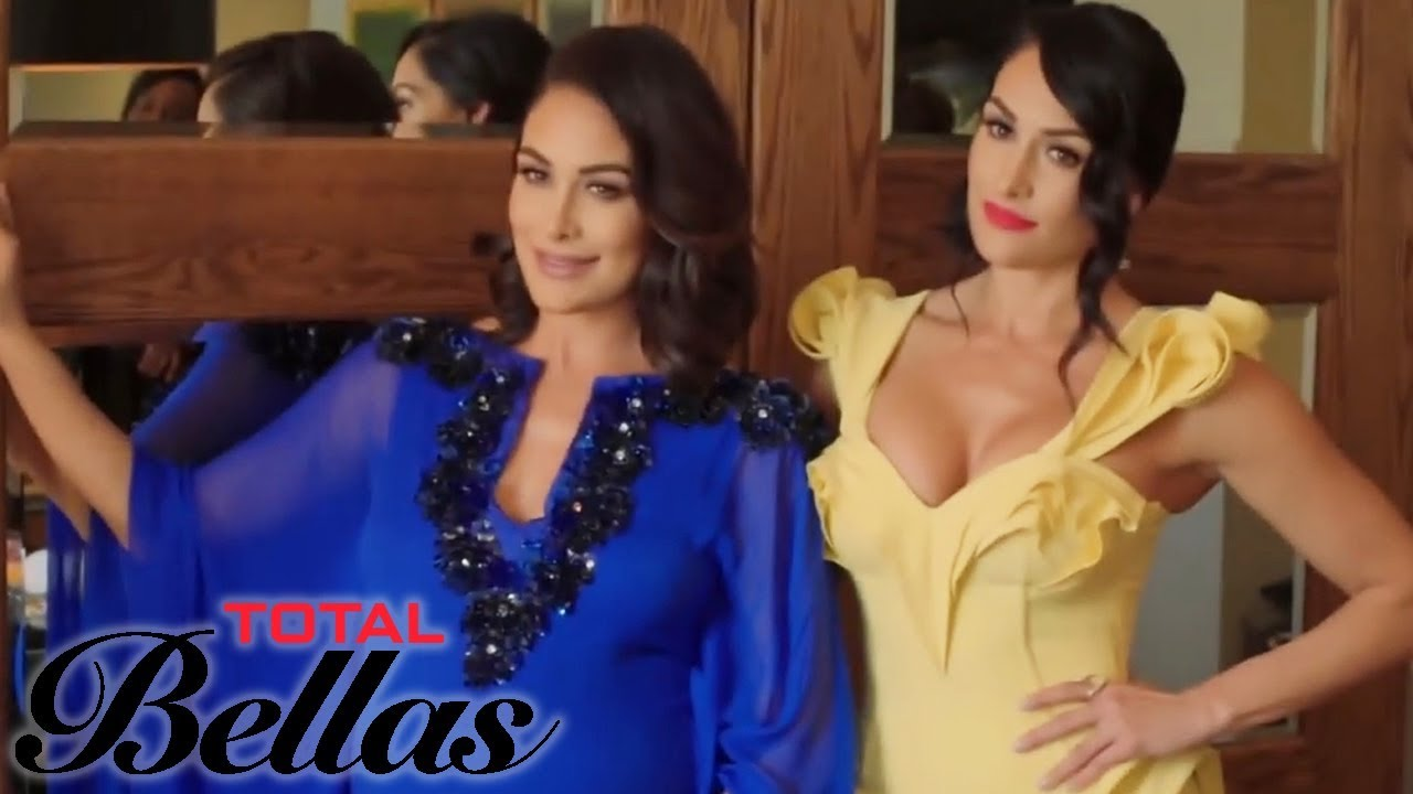 "Brie & Nikki's ""Total Bellas"" Fashion Evolution 