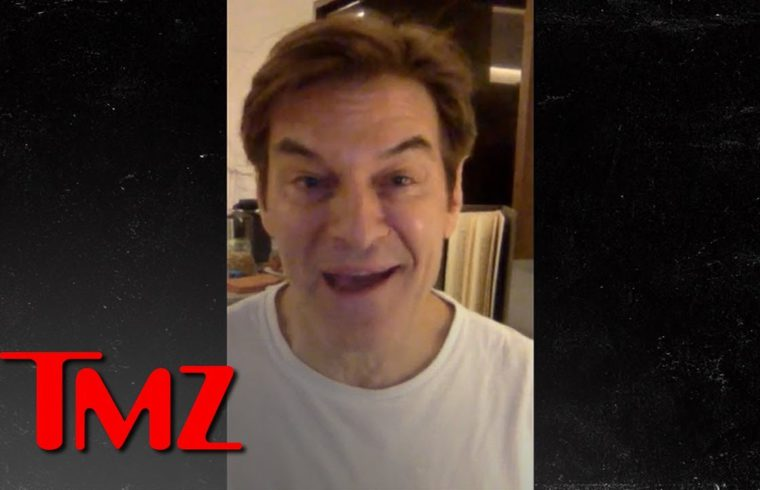 Dr. Oz Ready for NBA's Celeb All-Star Game, Offers 2 Chainz Advice | TMZ 1