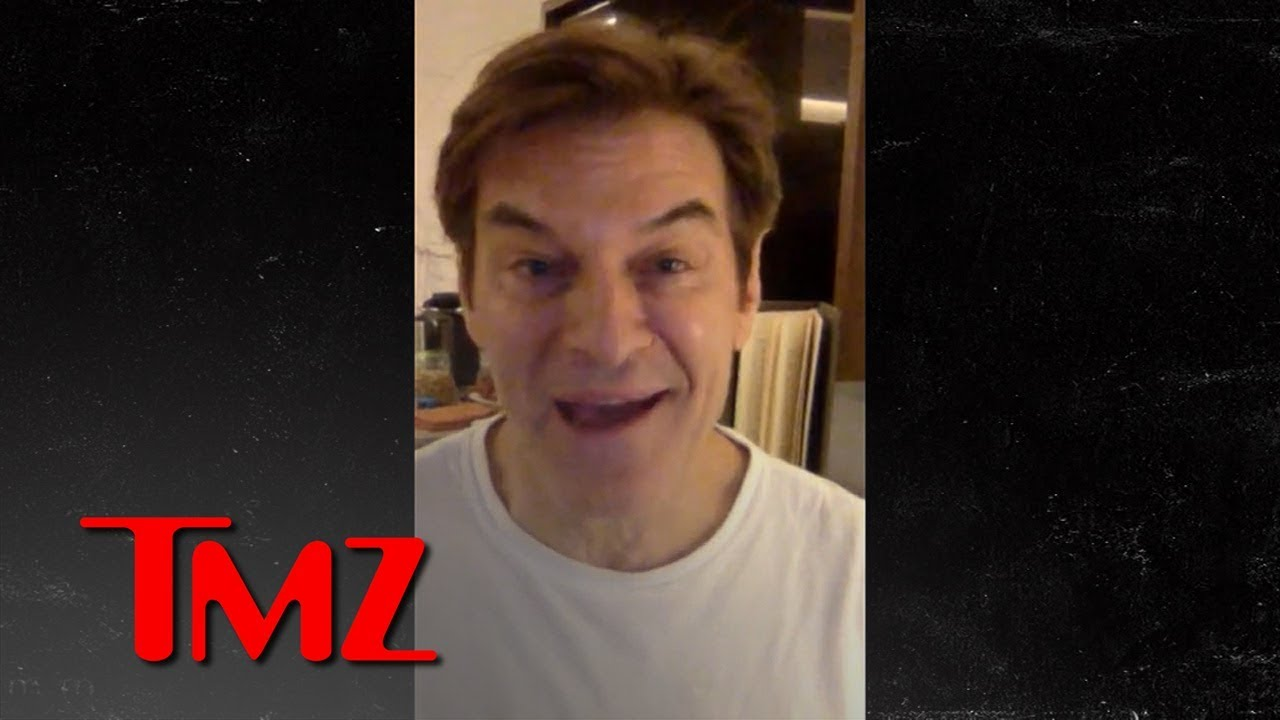 Dr. Oz Ready for NBA's Celeb All-Star Game, Offers 2 Chainz Advice | TMZ 5