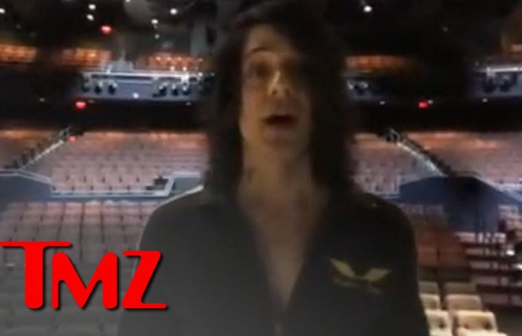 Criss Angel Floored by 'Make-A-Wish' Honoring Son in Cancer Remission | TMZ 1