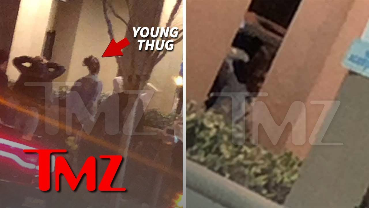 Young Thug Placed in Cuffs & Released Hours Before Grammys 3