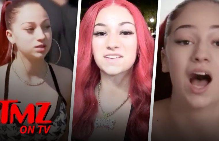 Danielle Bregoli's Snapchat Show Draws 10 Million Viewers On First Day   TMZ TV 1