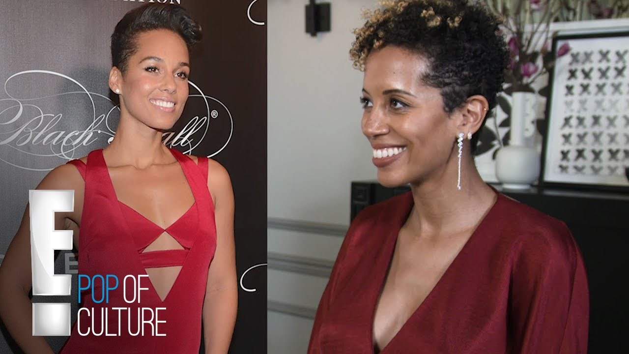 Carly Cushnie Recalls First Time She Dressed Alicia Keys | First Fit | E! 5