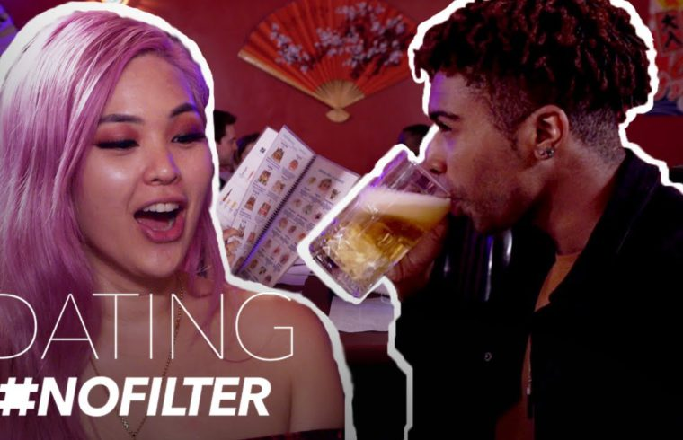 Sake Bombs and Awkward Comments | Dating #NoFilter | E! 1