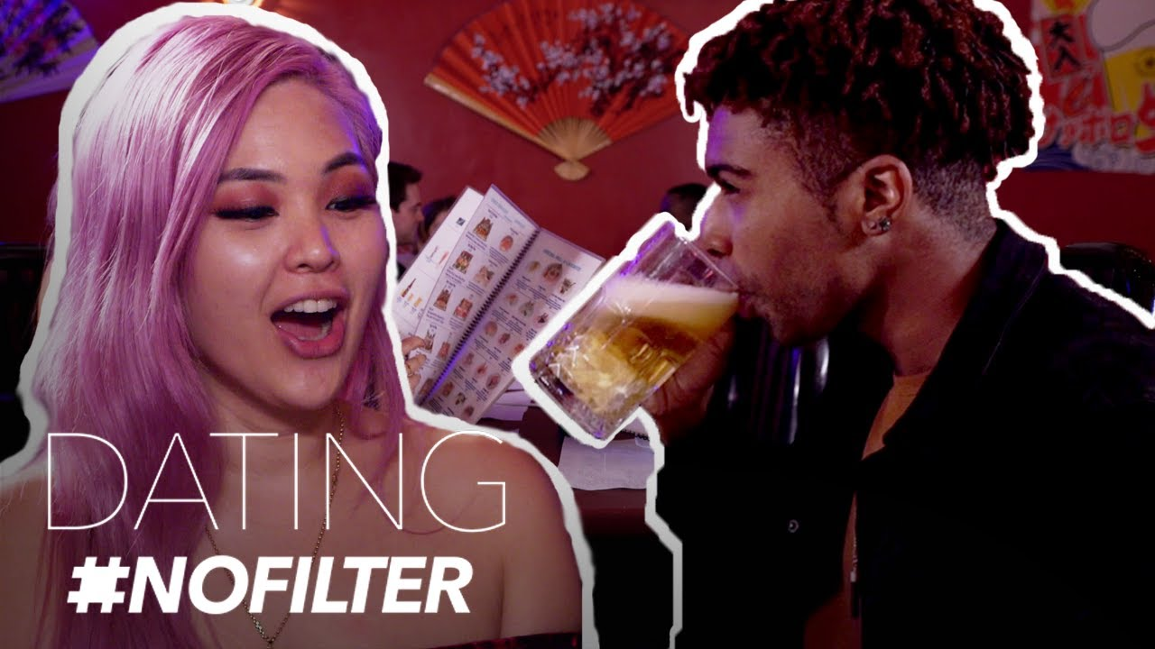 Sake Bombs and Awkward Comments | Dating #NoFilter | E! 3