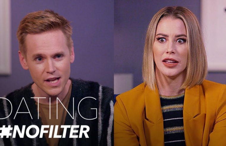Unlucky Dater Slides Into a Fart | Dating #NoFilter | E! 1