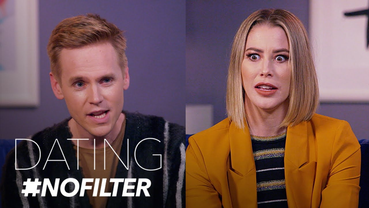 Unlucky Dater Slides Into a Fart | Dating #NoFilter | E! 3