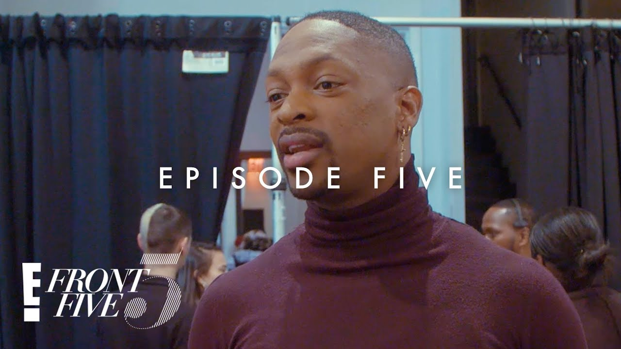 Watch LaQuan Smith's Fall 2019 NYFW Show | E!'s NYFW Front Five | E! 3