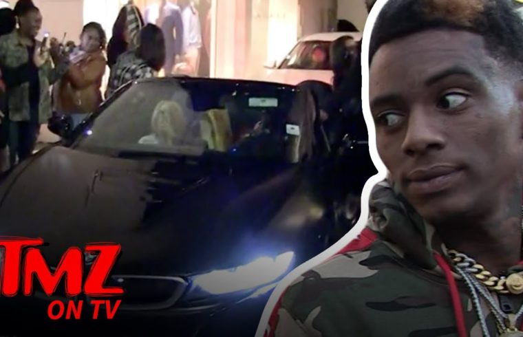 Soulja Boy Is DONE with Gucci After Blackface Scandal | TMZ TV 1