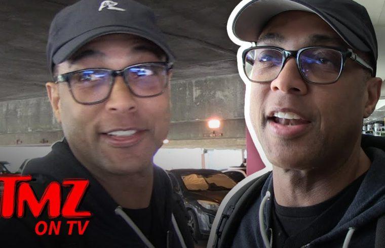 Don Lemon Says Blackface Is Only Okay When Your Black | TMZ TV 1
