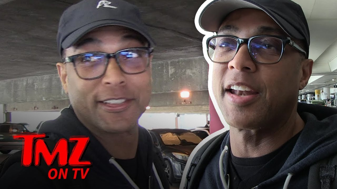 Don Lemon Says Blackface Is Only Okay When Your Black | TMZ TV 3