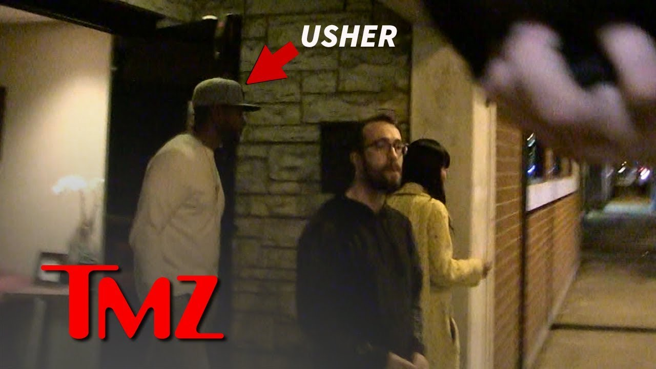 Usher, Rich the Kid and Entourage Members Involved in Studio Armed Robbery | TMZ 3