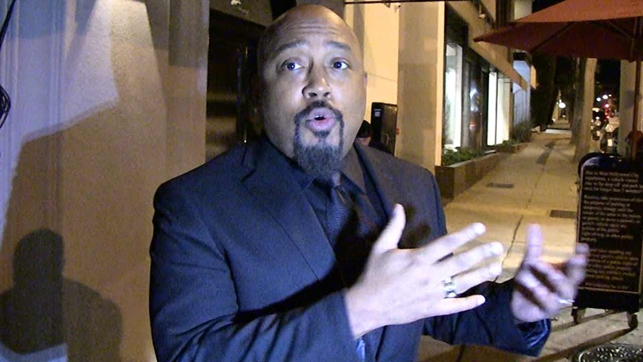 'Shark Tank' Star Daymond John Says Katy Perry Shoe Isn't Blackface | TMZ 5