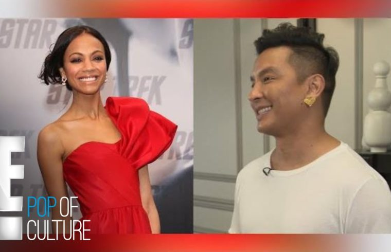 Prabal Gurung Recalls His First Fits With Demi Moore & Zoe Saldana | First Fit | E! 1