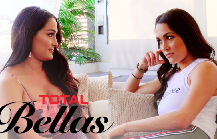 Nikki Bella Outraged By Brie Pulling Out the Day Before Event | Total Bellas | E! 1