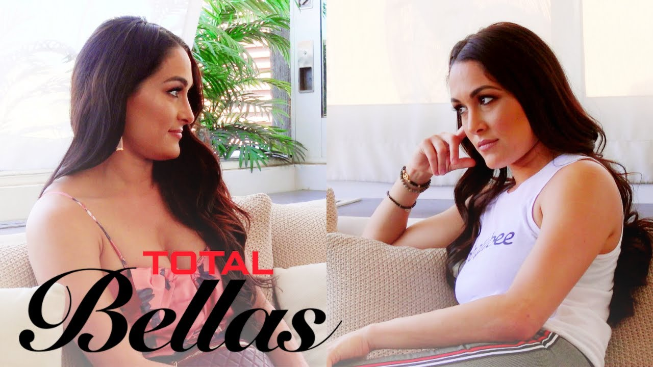 Nikki Bella Outraged By Brie Pulling Out the Day Before Event | Total Bellas | E! 5