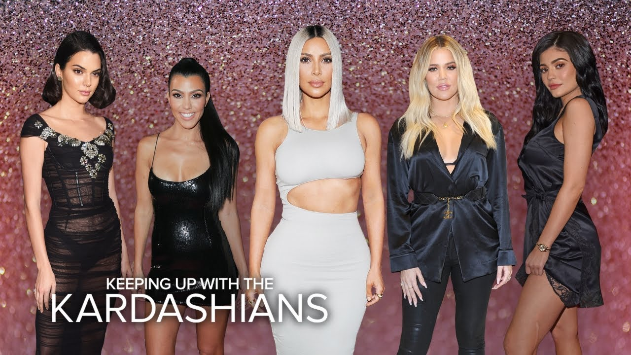 Kardashian-Jenner Sisters Are Total Fashion Goals | KUWTK | E! 3