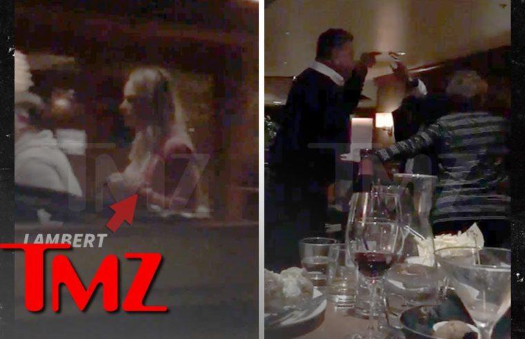 Miranda Lambert Dumps Salad On Woman And Video Shows Heated Confrontation | TMZ 1
